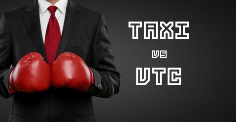 conflit entres taxis, vtc et Uber